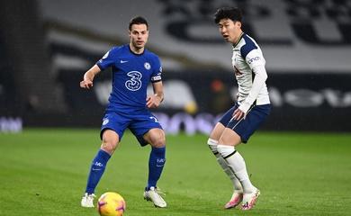 Trực tiếp bóng đá Chelsea vs Tottenham, giao hữu quốc tế 2021