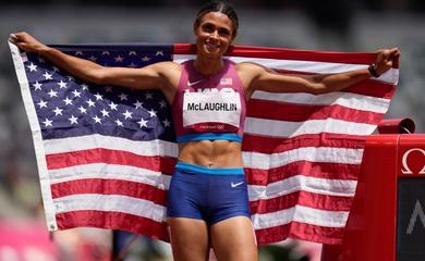 Trực tiếp Olympic 2021 ngày 4/8: McLaughlin phá sâu KLTG 400m vượt rào