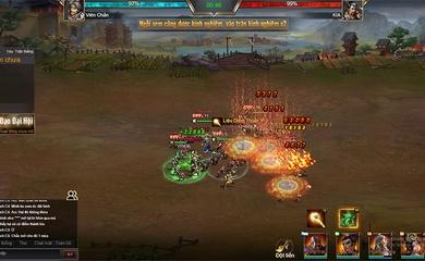 Những hình ảnh đầu tiên về game bom tấn SLG Tam Quốc sắp ra mắt