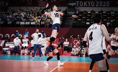 Lịch trực tiếp Olympic 2021 hôm nay 8/8: Chung kết bóng chuyền nữ
