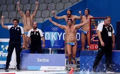 Trực tiếp Olympic 2021 hôm nay 8/8: Tấm HCV cuối cùng thuộc về đoàn Serbia