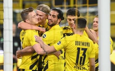 Đội hình Dortmund 2021/2022: Danh sách, số áo cầu thủ chi tiết