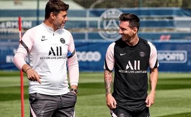 Đội hình ra sân Reims vs PSG: Messi dự bị
