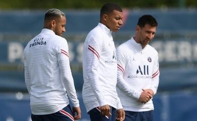 Đội hình ra sân PSG vs Clermont: Mbappe lĩnh xướng hàng công
