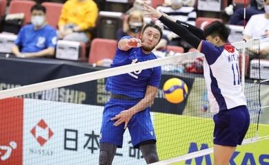 Lịch thi đấu giải bóng chuyền nam Vô địch châu Á 2021 mới nhất