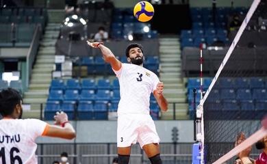 Kết quả thi đấu giải bóng chuyền nam Vô địch châu Á 2021 mới nhất