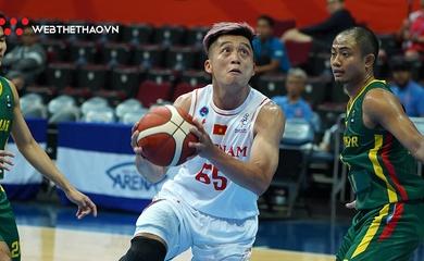 Bảng xếp hạng bóng rổ thế giới FIBA 2021: Việt Nam ở đâu trên bản đồ khu vực?