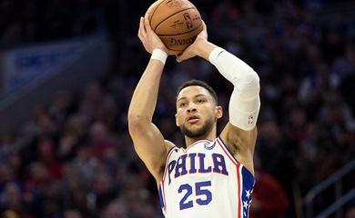 Philadelphia 76ers vẫn kỳ vọng Ben Simmons thi đấu mùa giải mới