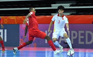 Cơ hội đi tiếp thu hẹp lại với futsal Việt Nam ở World Cup 2021