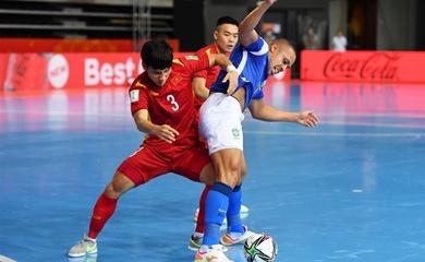 Trực tiếp futsal Việt Nam vs Panama: Mục tiêu chiến thắng