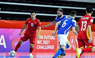 Việt Nam 2-1 Panama: Đôi công hấp dẫn