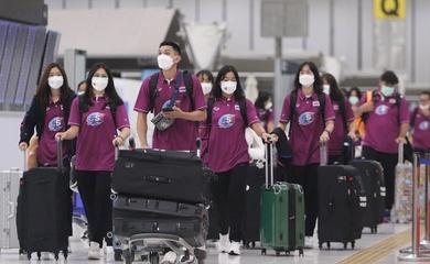 Bóng chuyền nữ Thái Lan đổ bộ Mexico, đại diện châu Á tham dự U18 thế giới