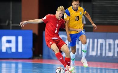 HLV futsal Czech tuyên bố phải thắng hoặc hòa Việt Nam
