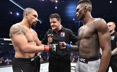 Israel Adesanya vs Robert Whittaker 2 được dự kiến cho UFC 270 đầu 2022