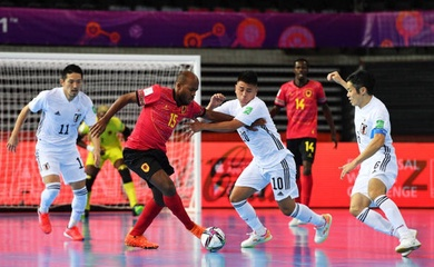 Link xem trực tiếp futsal Tây Ban Nha vs Nhật Bản, World Cup 2021