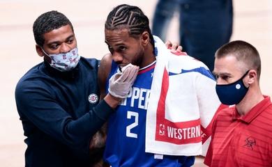 Kawhi Leonard vẫn chưa thể ấn định thời gian trở lại sân đấu NBA