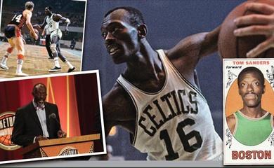 Satch Sanders, người hy sinh danh hiệu All-Star để đổi lấy 8 nhẫn vô địch NBA
