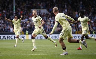 Kết quả Burnley vs Arsenal, bóng đá Ngoại hạng Anh