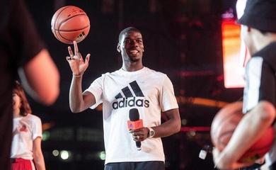 Cực kỳ đam mê bóng rổ nhưng vì sao Paul Pogba từng bị MU cấm chơi?