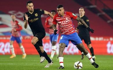 Đội hình ra sân Barcelona vs Granada hôm nay dự kiến
