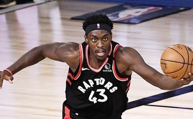 """Lục đục nội bộ tại Toronto Raptors: Trụ cột Pascal Siakam cảm thấy bị """"ra rìa"""""""