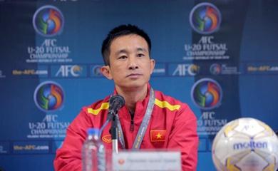 """""""Futsal Việt Nam sẽ học được nhiều điều nếu không nghĩ đến tỉ số trận gặp Nga"""""""