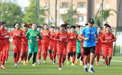 Lịch thi đấu đội tuyển nữ Việt Nam tại vòng loại Asian Cup 2022