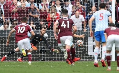Đội hình ra sân MU vs West Ham hôm nay dự kiến