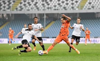Đội hình ra sân Spezia vs Juventus: Morata dự bị