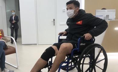 Futsal Việt Nam gặp tổn thất lực lượng ở trận gặp Nga