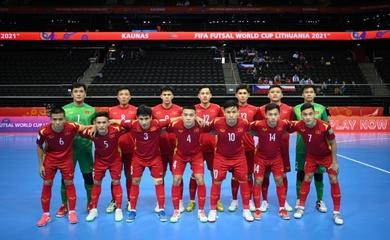 Futsal Việt Nam vs Nga trực tiếp kênh nào hôm nay?