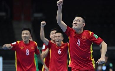 Futsal Việt Nam vs Nga đá mấy giờ hôm nay 22/9