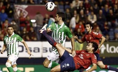 Nhận định, soi kèo Osasuna vs Real Betis, 00h30 ngày 24/09