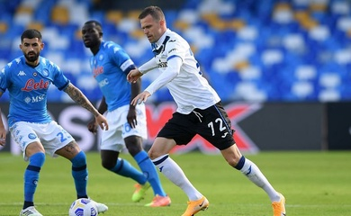 Nhận định, soi kèo Sampdoria vs Napoli, 23h30 ngày 23/09