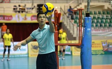 Cuộc đối đầu thú vị của 2 chiến lược gia gốc Thái Bình tại vòng 2 giải bóng chuyền VĐQG