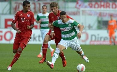 Nhận định, soi kèo Greuther Furth vs Bayern Munich, 01h30 ngày 25/09