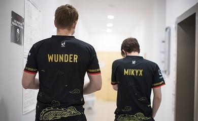 Tin chuyển nhượng LMHT 23/9: G2 Esports thanh lý Wunder và Mikyx?