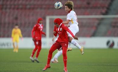 Đè bẹp Maldives 16-0, tuyển nữ Việt Nam ghi dấu ấn lịch sử