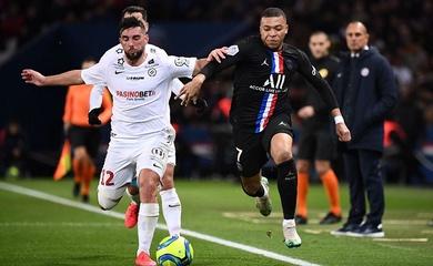 Trực tiếp PSG vs Montpellier trên kênh nào?