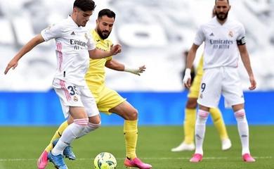 Trực tiếp Real Madrid vs Villarreal trên kênh nào?