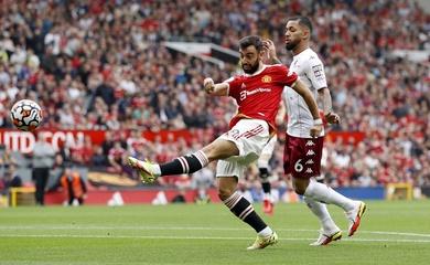 Kết quả MU vs Aston Villa, vòng 6 Ngoại hạng Anh