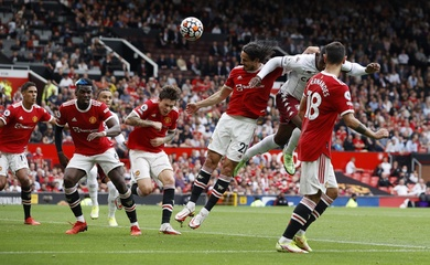Video Highlight MU vs Aston Villa, bóng đá Ngoại hạng Anh