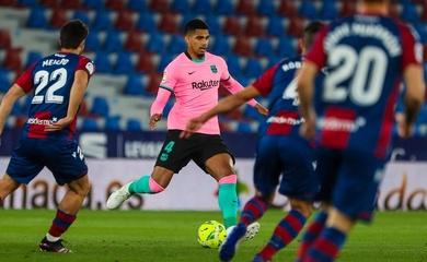 Nhận định, soi kèo Barcelona vs Levante, 21h15 ngày 26/09