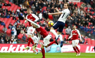 Lịch trực tiếp Bóng đá TV hôm nay 26/9: Arsenal vs Tottenham