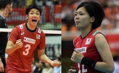 Mối tình chị em đáng ngưỡng mộ của cặp chuyền hai bóng chuyền Nhật Bản