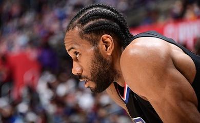 """""""Chẳng ai biết khi nào Kawhi Leonard có thể trở lại cho LA Clippers"""""""
