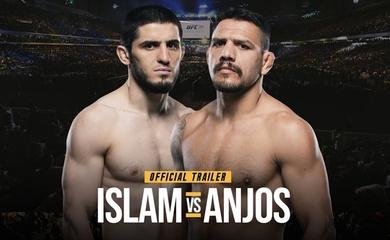 Rafael Dos Anjos rúi lui khỏi UFC 267, Islam Makhachev cần tìm đối thủ mới