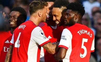 Kết quả Arsenal vs Tottenham, vòng 6 Ngoại hạng Anh