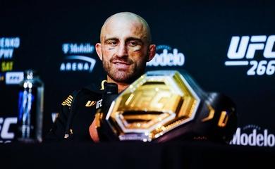 Thu nhập UFC 266: Alexander Volkanovski cùng 2 cú knockout nhận phần thưởng phụ