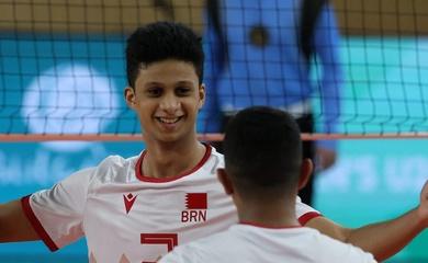 Hasan Alaiwi: Cầu thủ trẻ nhất giải bóng chuyền U21 Thế giới và mục tiêu số 1 châu Á